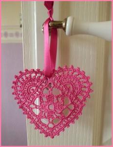 Схемы вязания сердечек - валентинок крючком (11) (231x299, 67Kb)