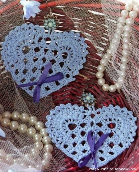 Схемы вязания сердечек - валентинок крючком (29) (486x600, 273Kb)
