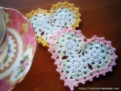 Схемы вязания сердечек - валентинок крючком (37) (500x375, 125Kb)