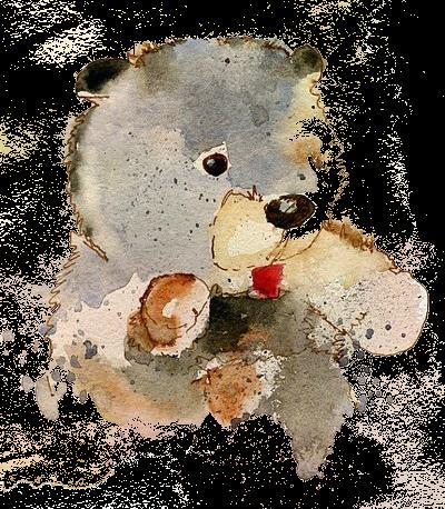 0- Vladimir N. Tuporshin-мишка (400x458, 326Kb)