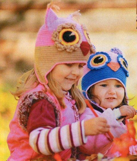 детская вязаная шапочка (480x566, 57Kb)