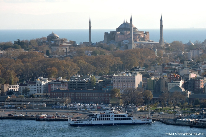 Стамбул Святая София (11) (700x466, 286Kb)
