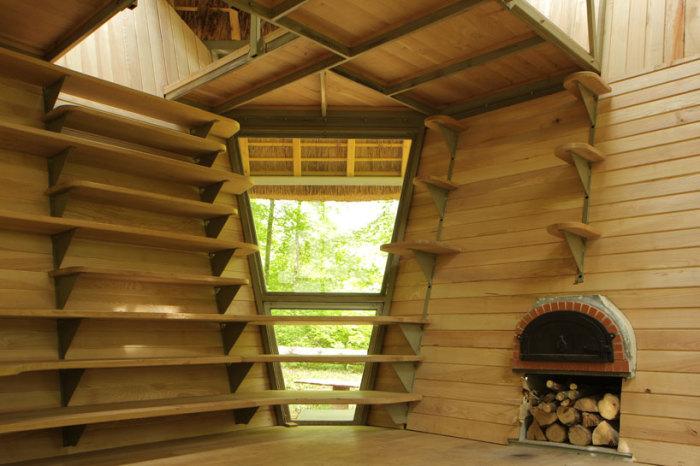 Лесные домики Le Nichoir 4 (700x466, 237Kb)