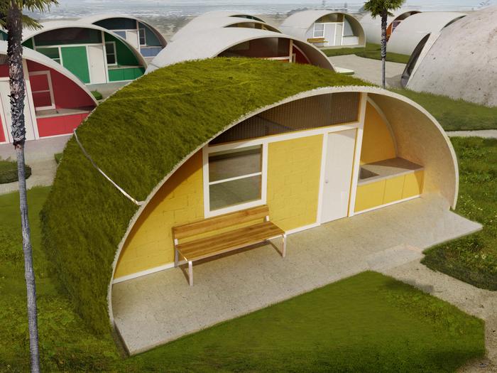 надувные дома из бетона Binishell 4 (700x525, 489Kb)