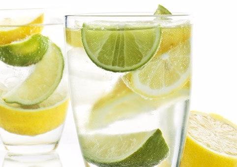 Вода с лимоном (482x339, 121Kb)