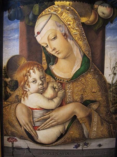 -Carlo_crivelli,_madonna_col_bambino,1480_ca._02 (450x600, 281Kb)