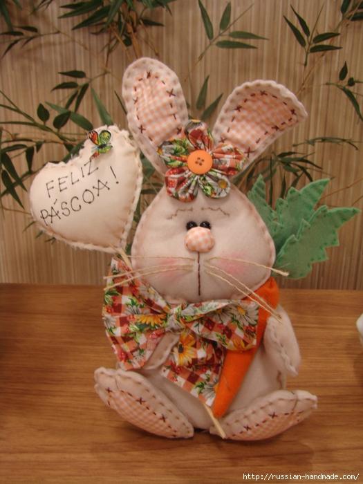 Шьем зайцев и кроликов. Выкройки (12) (525x700, 285Kb)