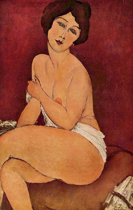 Nude-Sitting-on-a-Divan-Amedeo-Modigliani-oil-font-b-painting-b-font-for-sale-online (443x700, 401Kb)