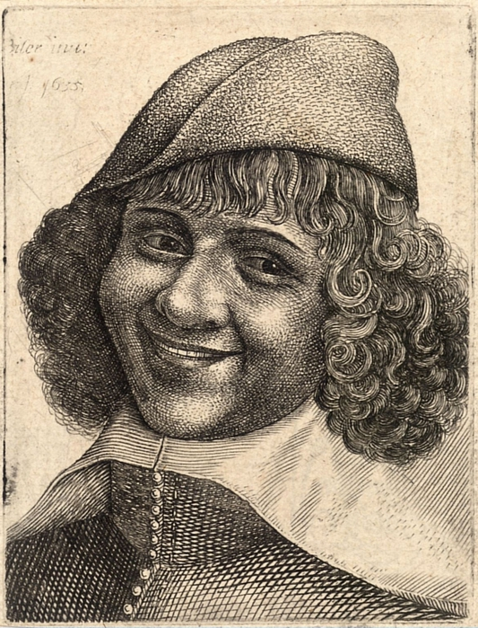 4000579_Wenceslas_Hollar__Head_of_laughing_man_after_Bijlert_State_1 (533x700, 364Kb)