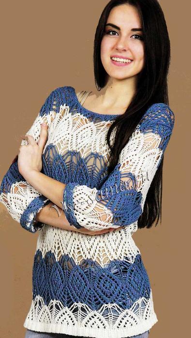 Azhurnyi-pulover-v-polosku-foto (395x700, 287Kb)