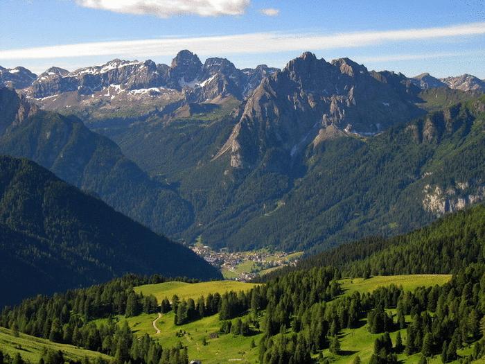 курорт Канацеи италия 16 (700x525, 474Kb)