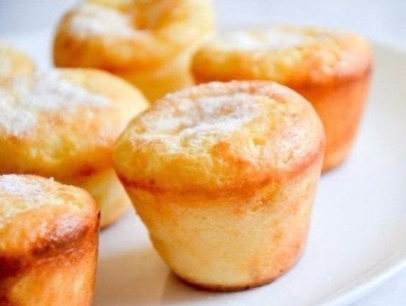 домашние кексы рецепты с фото в формочках