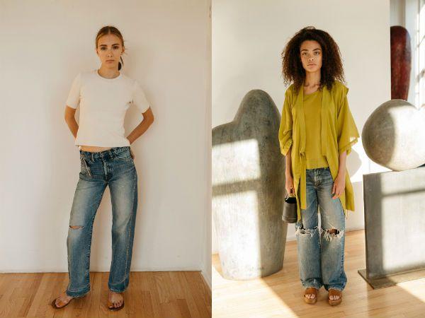 какая джинса в моде