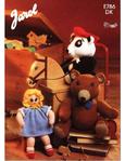 ������ Panda, Teddys & Baby Dolls_1 (540x700, 357Kb)