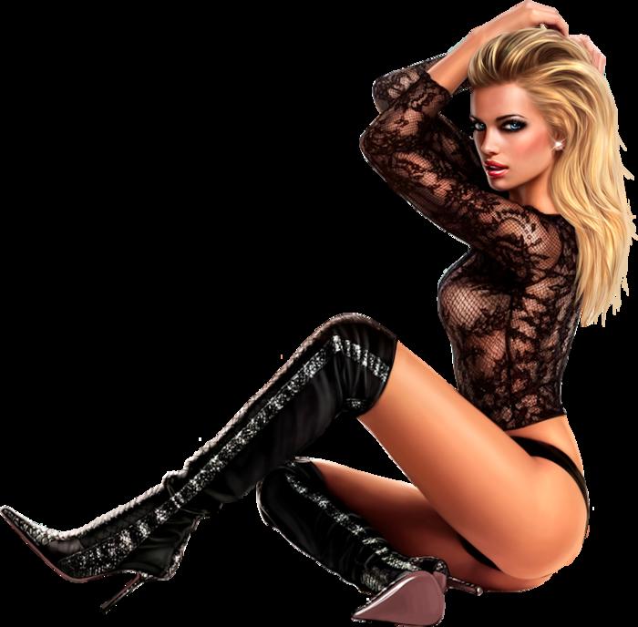Afbeeldingsresultaat voor sexy woman illustration png