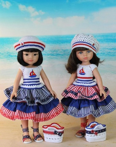 одежда для кукол (378x480, 58Kb)