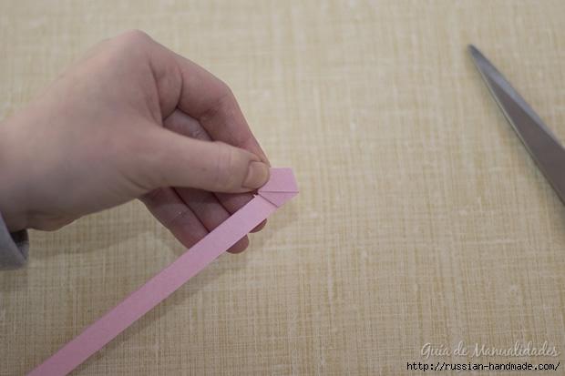 Бумажные украшения - звездочки в технике оригами (17) (620x413, 122Kb)