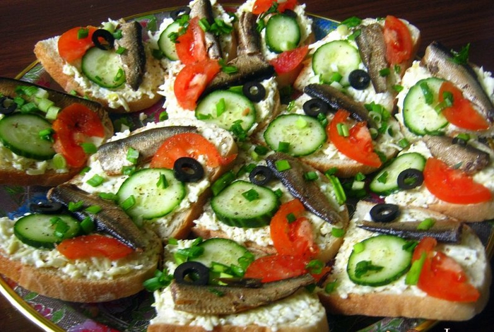 Быстрые и вкусные рецепты для праздничного стола