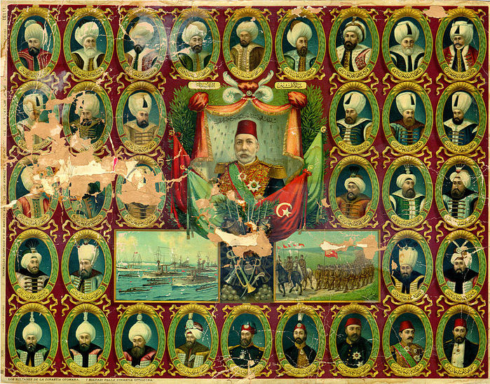 800px-Sultans_of_the_Ottoman_Dynasty (700x549, 229Kb)