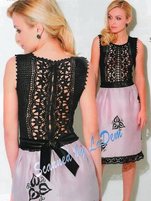 платье крючком (527x700, 102Kb)