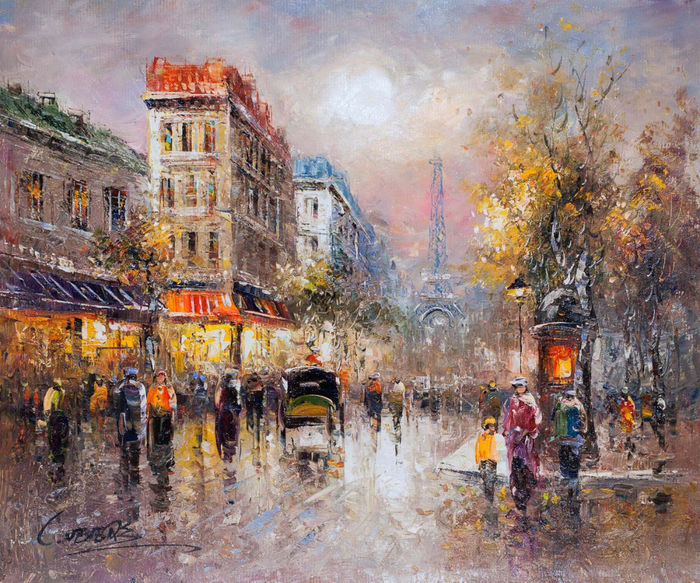2 blanchard_kartina_maslom_kopiay_Le_boulevard_Eiffel_Tour_paris_pejzazh_AB151007 (700x583, 606Kb)