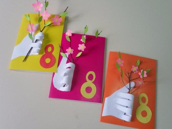 Твой ребенок ру открытки к 8 марта