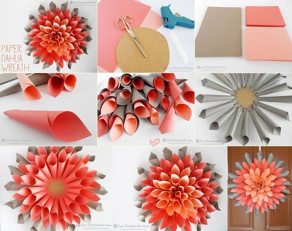 Craft ideas for home decor pinterest