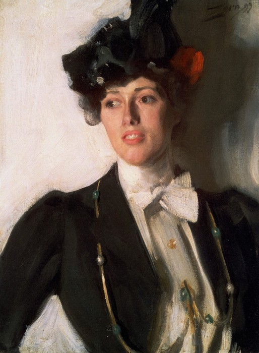 Martha Dana, later Mrs. William R. Mercer ,1899 (514x700, 84Kb)