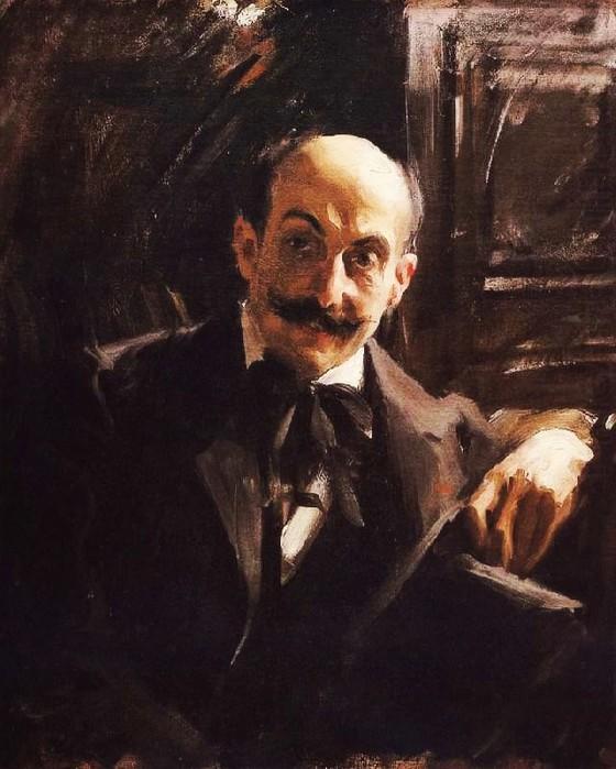 Портрет Макса Либермана     1891 (560x700, 92Kb)