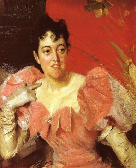 Г - жа Вальтер Бэкон   1891 (567x700, 128Kb)