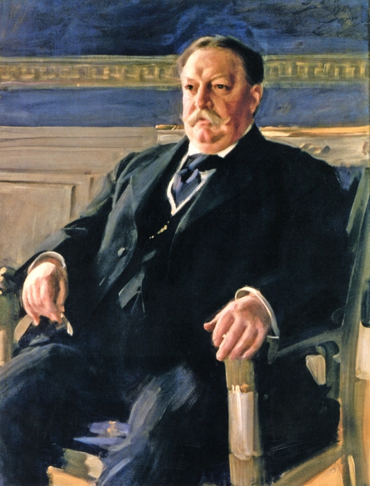 Уильям Говард Тафт, 1911 (534x700, 258Kb)