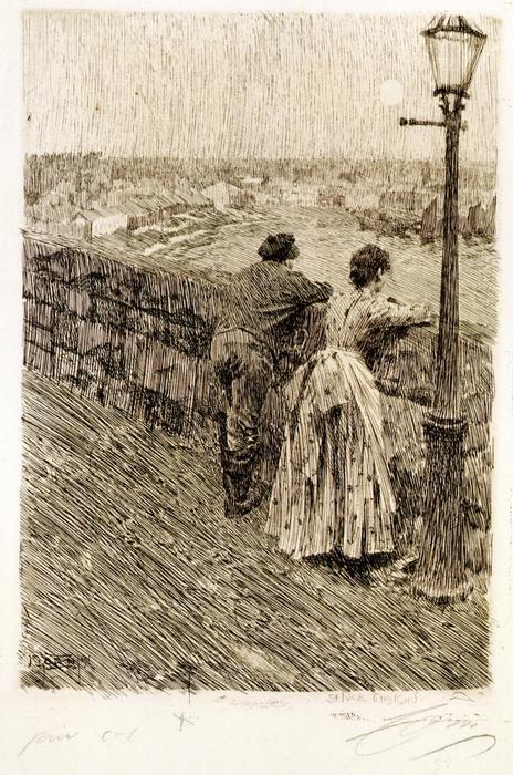 Рыбак  в Сент-Айвз, 1891 (464x700, 304Kb)
