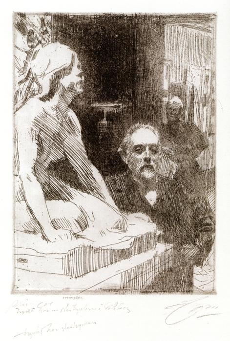 Pontus Furstenberg and His Wife ,1895 (471x700, 259Kb)