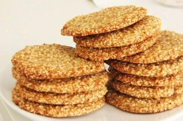 кунжутное печенье (604x402, 233Kb)