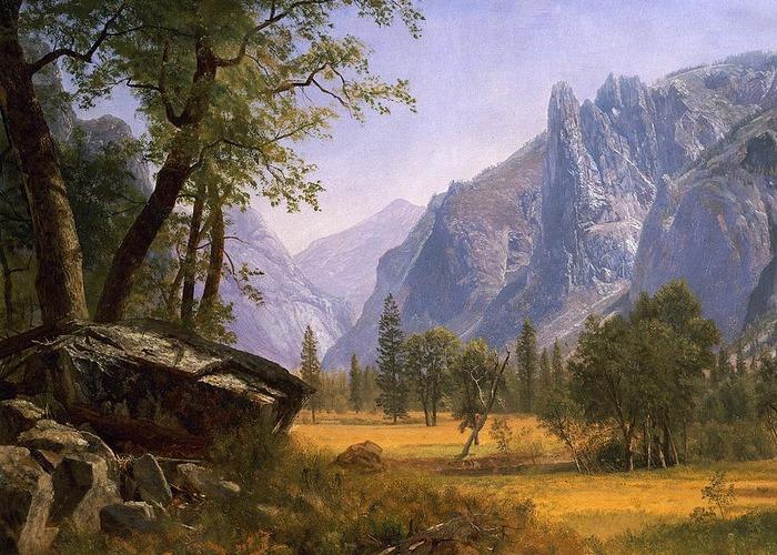 1-yosemite-valley-albert-bierstadt (700x500, 451Kb)