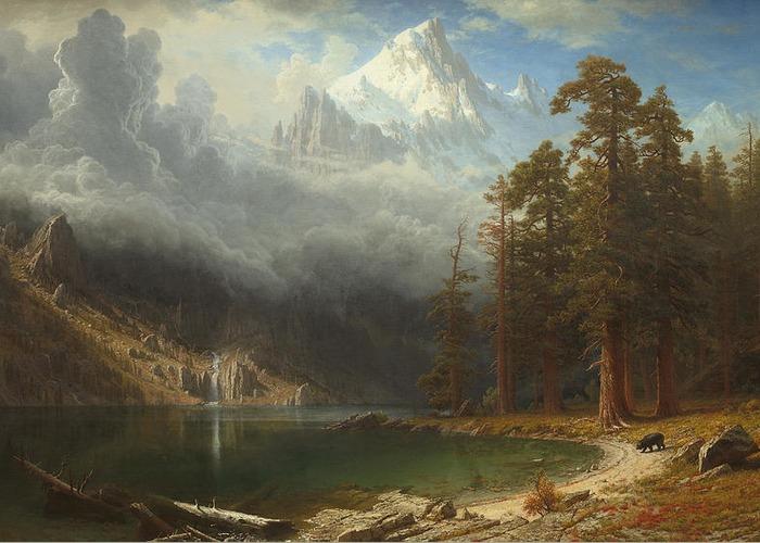3-mount-corcoran-albert-bierstadt (700x500, 302Kb)