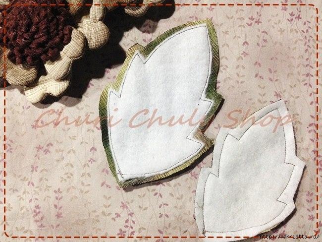 Текстильная брошь с цветами из ткани. Мастер-класс (10) (650x488, 214Kb)