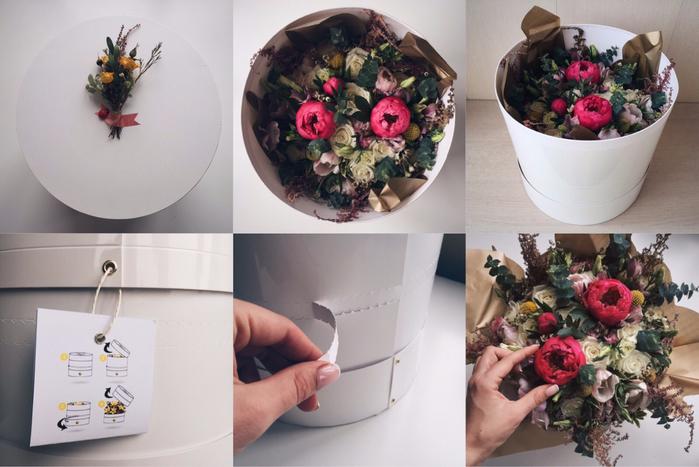 Заказать праздничный букет цветов без трудностей и сомнений