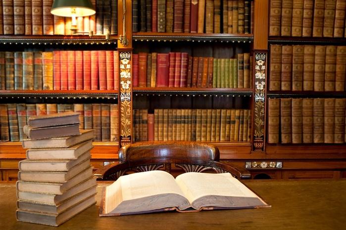 Библиотека (700x466, 405Kb)