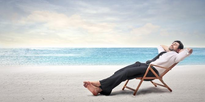 Отдых для мужчин: активный и пассивный. Как мы это видим!