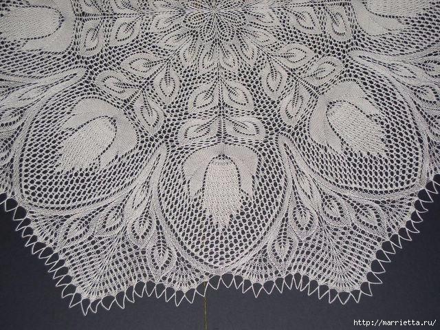 Набор спицами скользящей петли для вязания из центра (3) (640x479, 324Kb)