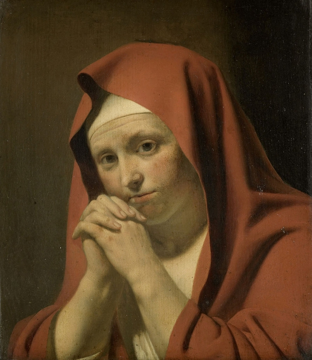 4000579_Biddende_vrouw_Rijksmuseum_SKC310_jpeg (608x700, 268Kb)