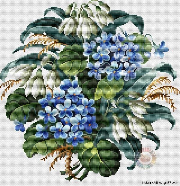 весенний букет1 (600x619, 551Kb)