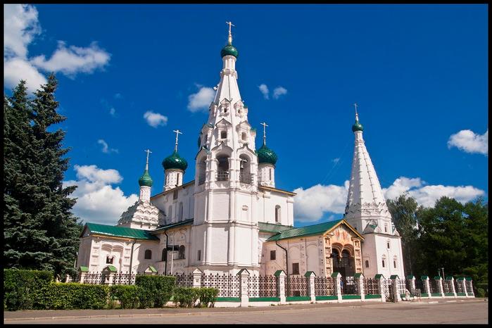 3. Церковь Ильи Пророка.. (700x466, 362Kb)