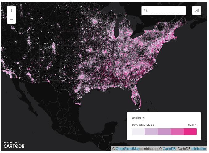 usa-women-map (677x495, 203Kb)
