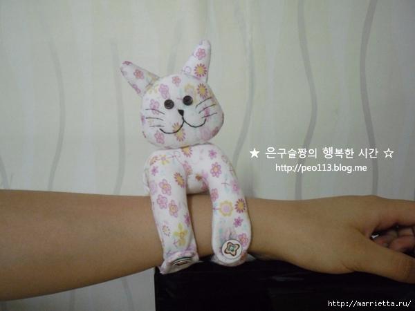 Шьем кошечку - компьютерную мышку для руки (7) (600x450, 165Kb)