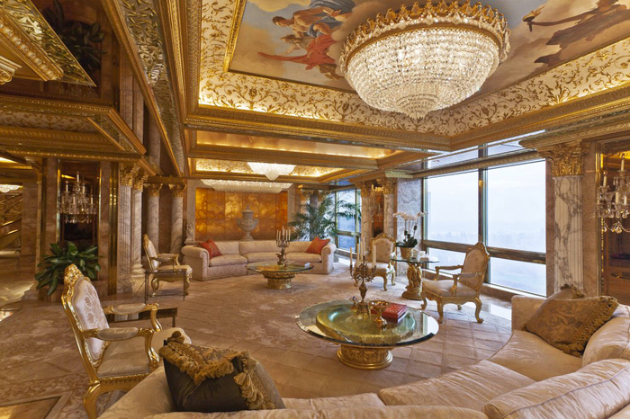 Donald Trump penthouse 1 foto (700x466, 457Kb)
