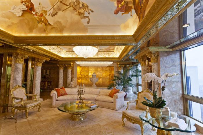 Donald Trump penthouse 2 fotografias (700x466, 452Kb)
