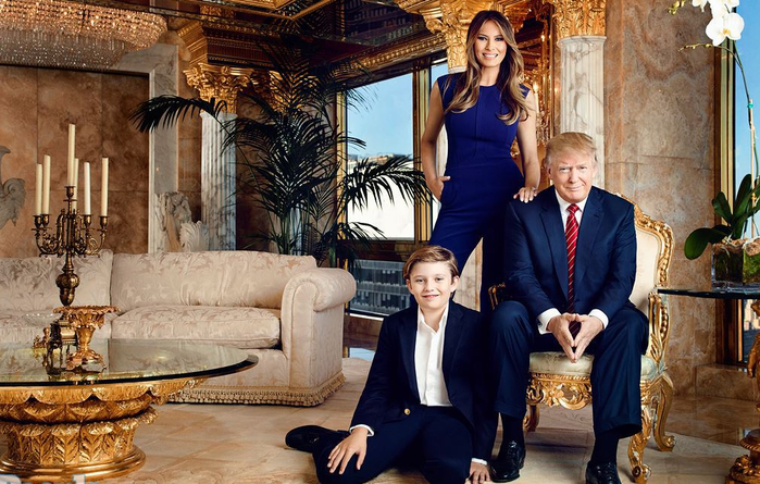 Donald Trump penthouse 12 foto (700x445, 420kb)