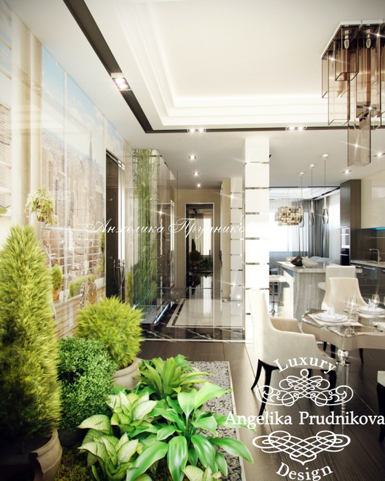 05_Интерьер кухни-столовой на первом этаже.jpg (560x700, 449Kb)